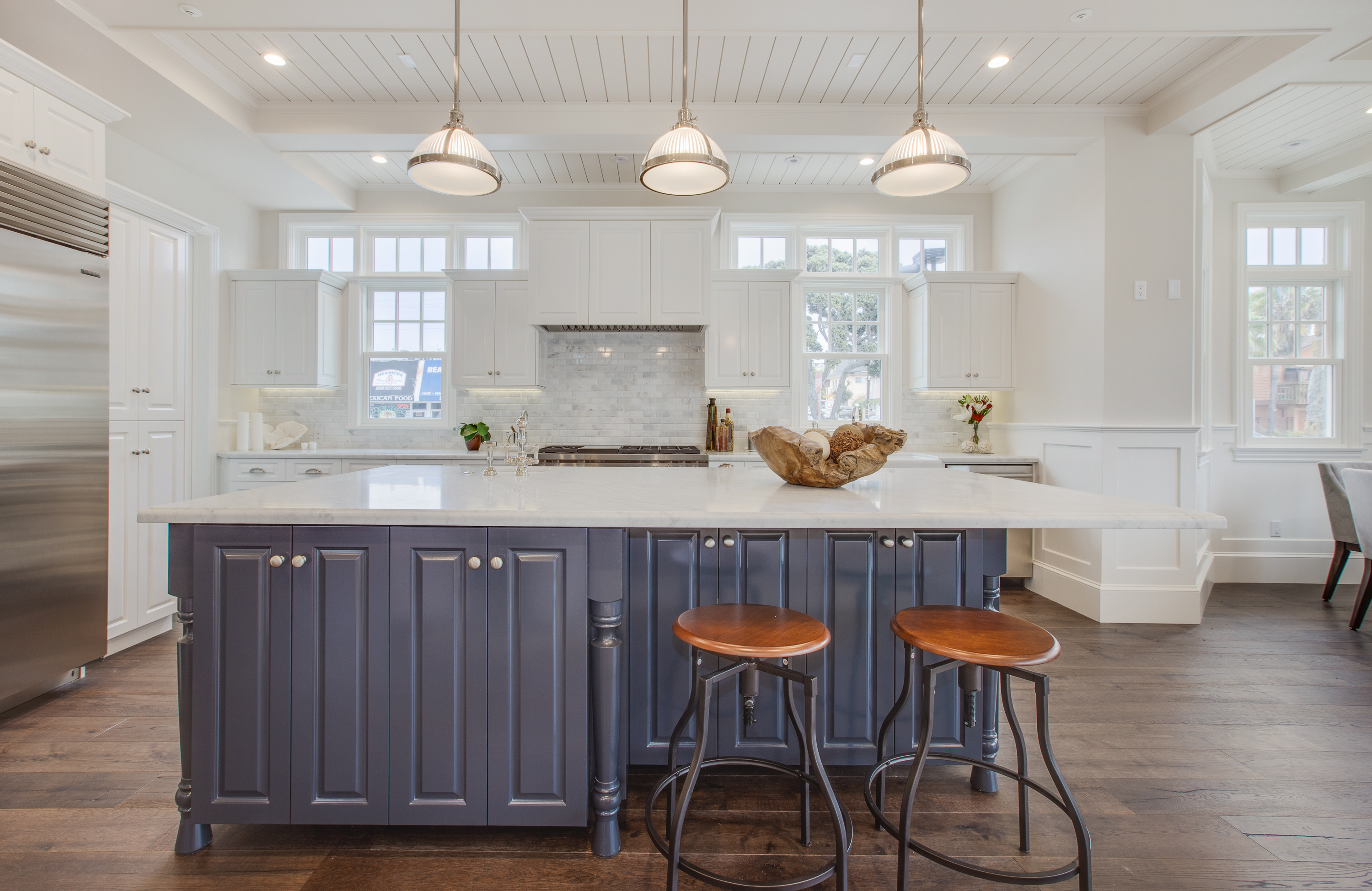 1 Main - Kitchen Island