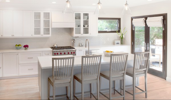 Hermosa Beach House Kitchen